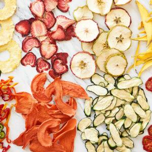 Freeze-Dried Fruit & Vegetables